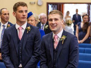Charis & Ben's wedding 2