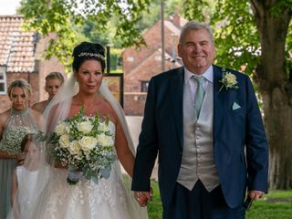 Philip & Katie's wedding