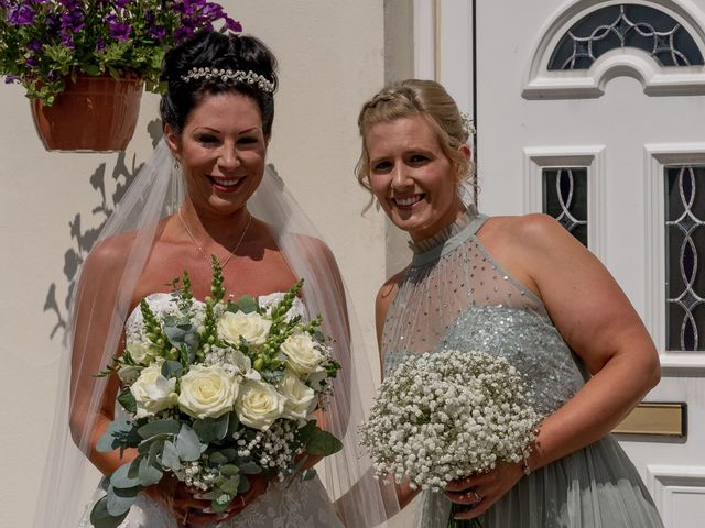 Katie and Philip's Wedding in Scarborough, North Yorkshire 7