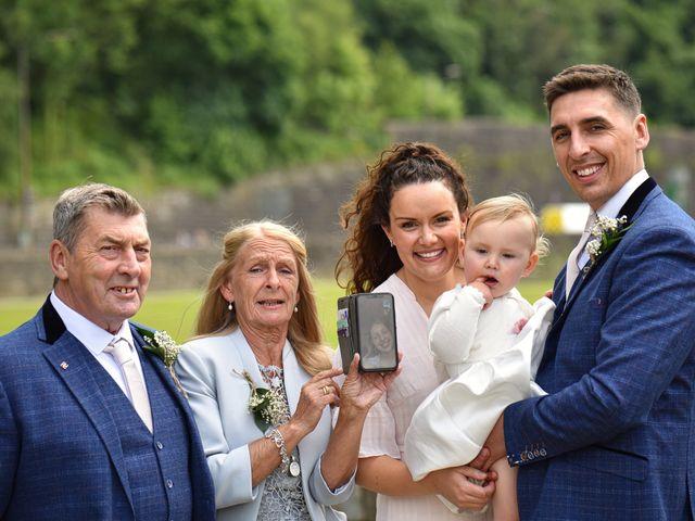 Sarah and Billy's Wedding in Belper, Derbyshire 13