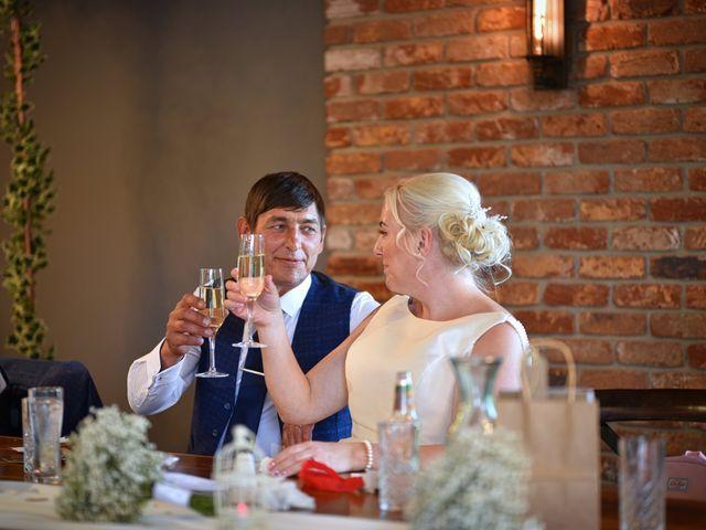 Sarah and Billy's Wedding in Belper, Derbyshire 19