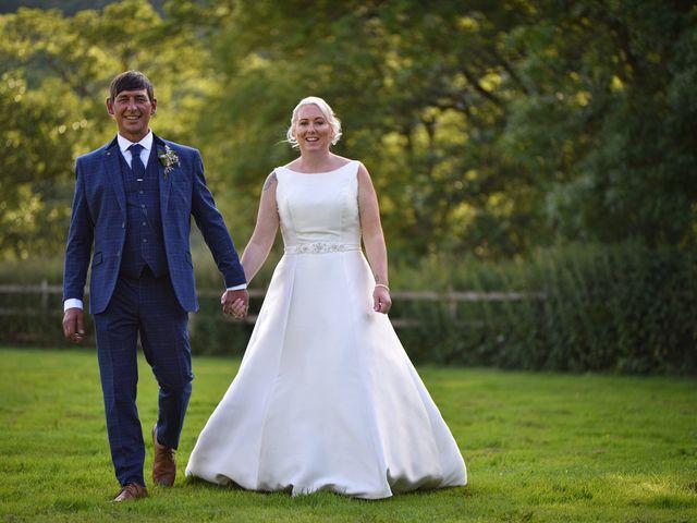 Sarah and Billy's Wedding in Belper, Derbyshire 22