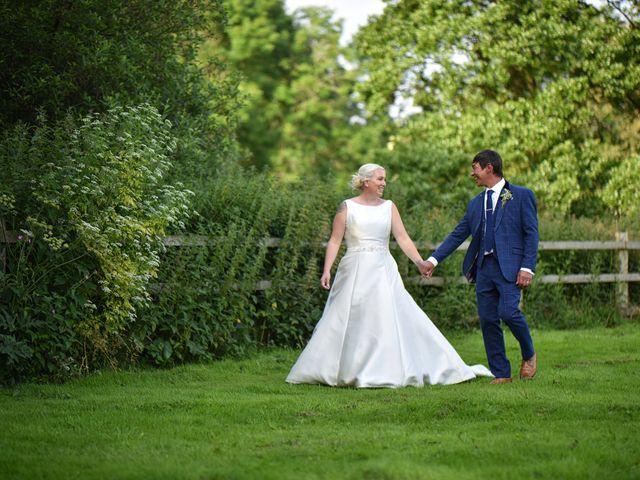 Sarah and Billy's Wedding in Belper, Derbyshire 23