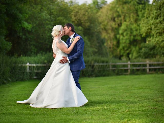 Sarah and Billy's Wedding in Belper, Derbyshire 24