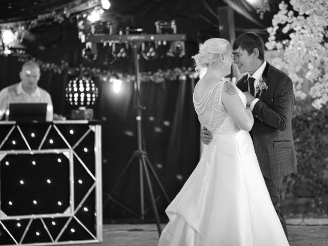 Sarah and Billy's Wedding in Belper, Derbyshire 30