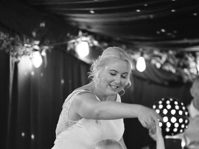 Sarah and Billy's Wedding in Belper, Derbyshire 31