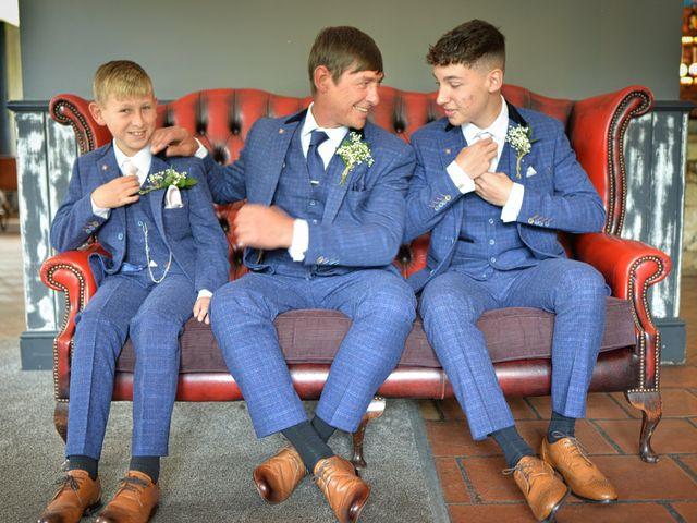 Sarah and Billy's Wedding in Belper, Derbyshire 34