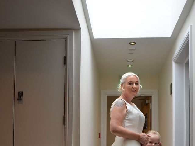 Sarah and Billy's Wedding in Belper, Derbyshire 35