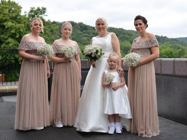 Sarah and Billy's Wedding in Belper, Derbyshire 37