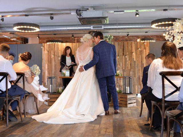 Sarah and Billy's Wedding in Belper, Derbyshire 39