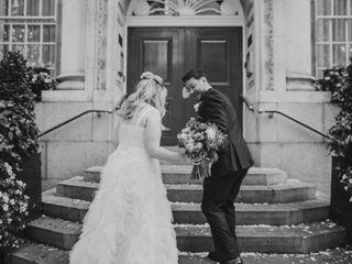 Samantha & Steve's wedding 2