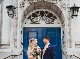 Samantha & Steve's wedding
