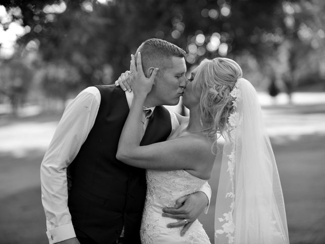 Hanna & Mark's wedding