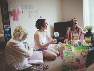 Ben & Jen's wedding 3