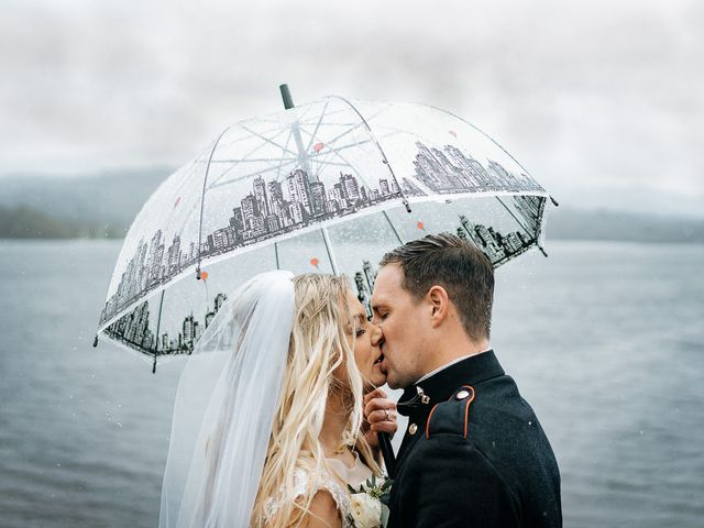 Lianne & Alastair's wedding