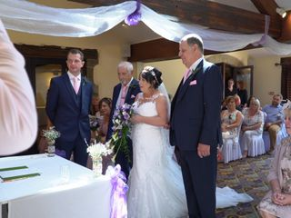 Kerry & Kyle's wedding