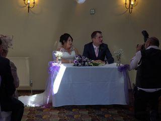 Kerry & Kyle's wedding 2