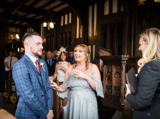 Jessica & Darren's wedding 2