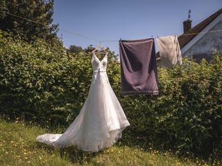 Bekki & Robin's wedding 1