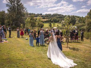 Bekki & Robin's wedding 3