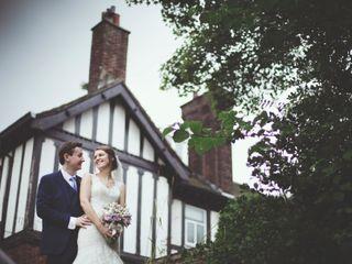 Ryan & Harriet's wedding