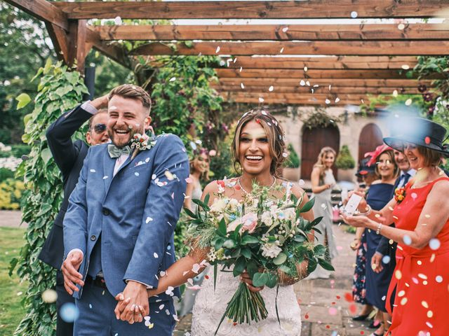 Varsha & Stuart's wedding