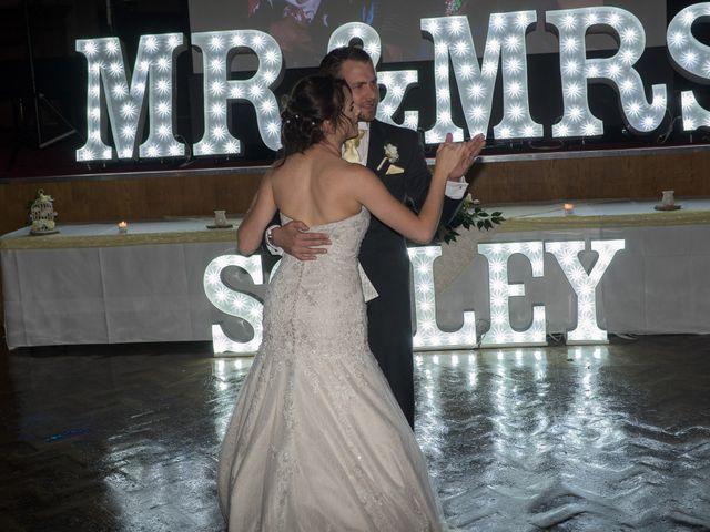Kirstie & Tim's wedding