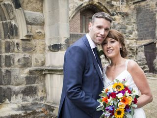 Dan & Julie's wedding