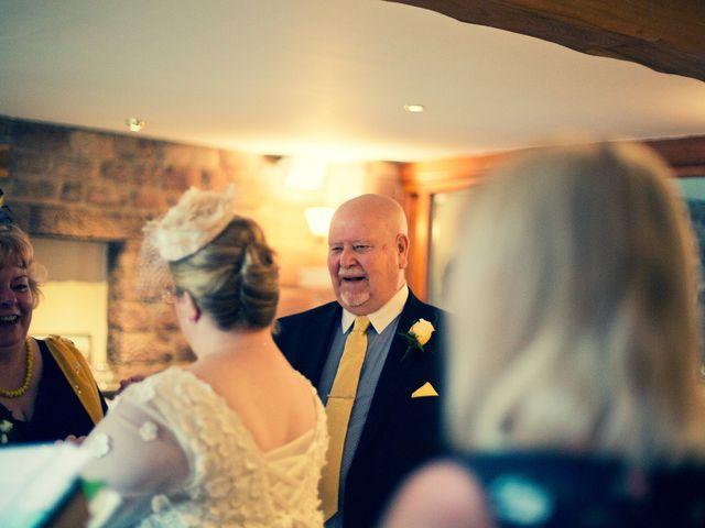 Rachel and Ian's Wedding in Preston, Lancashire 13