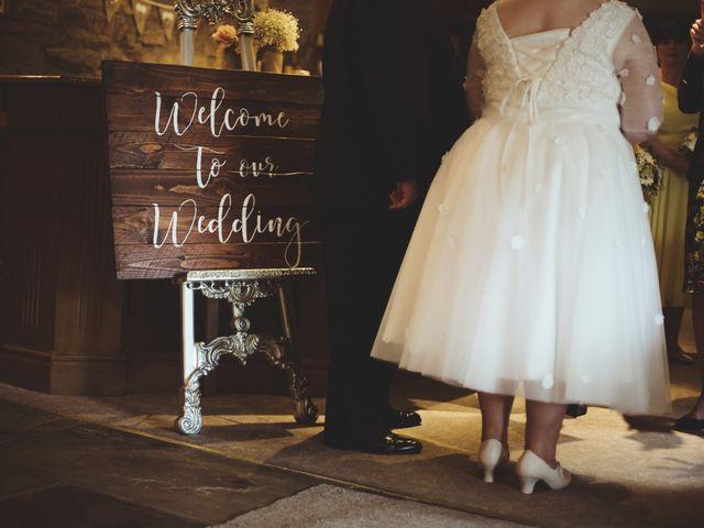 Rachel and Ian's Wedding in Preston, Lancashire 14