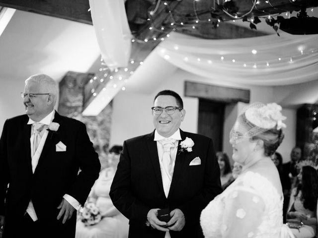 Rachel and Ian's Wedding in Preston, Lancashire 24