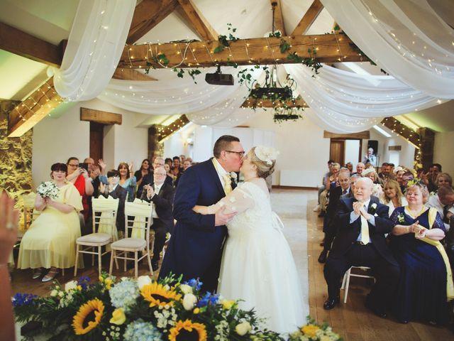 Rachel and Ian's Wedding in Preston, Lancashire 26