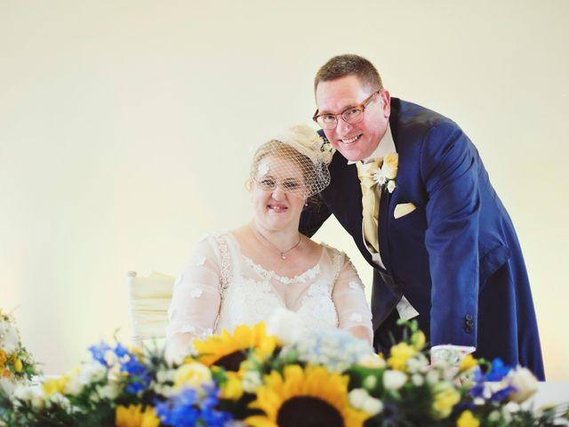 Rachel and Ian's Wedding in Preston, Lancashire 27