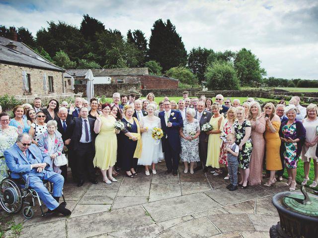 Rachel and Ian's Wedding in Preston, Lancashire 29