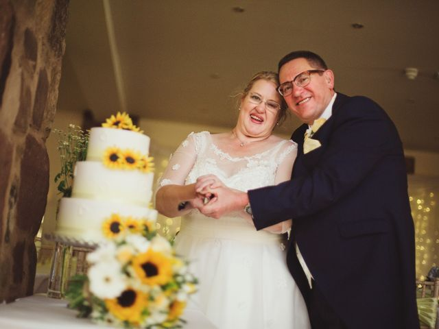 Rachel and Ian's Wedding in Preston, Lancashire 37