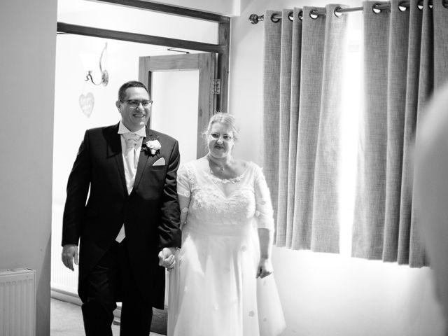 Rachel and Ian's Wedding in Preston, Lancashire 39