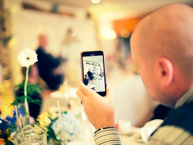 Rachel and Ian's Wedding in Preston, Lancashire 44
