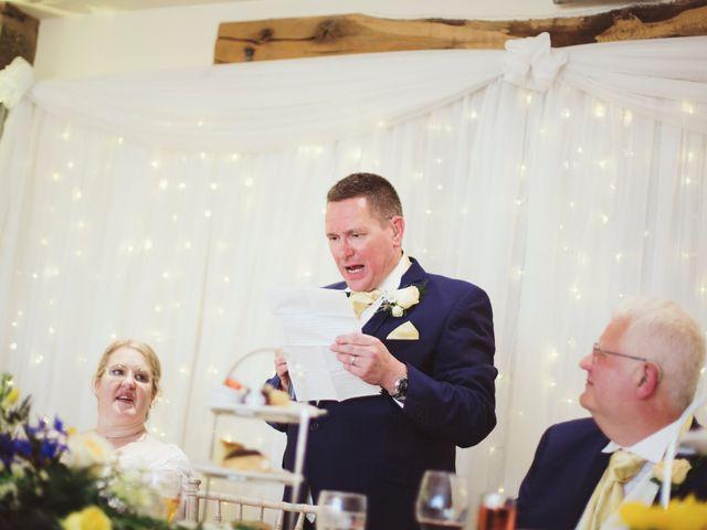 Rachel and Ian's Wedding in Preston, Lancashire 46