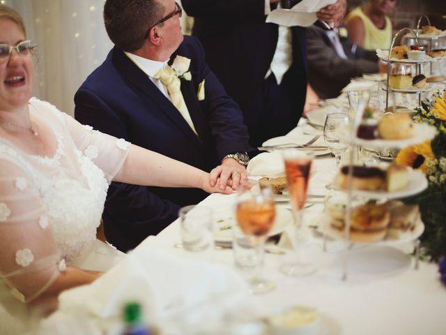 Rachel and Ian's Wedding in Preston, Lancashire 50