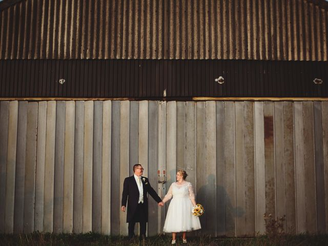 Rachel and Ian's Wedding in Preston, Lancashire 58