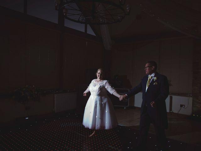 Rachel and Ian's Wedding in Preston, Lancashire 60