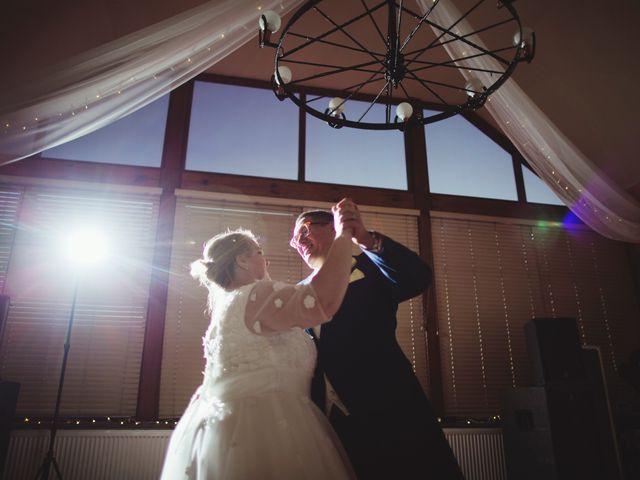 Rachel and Ian's Wedding in Preston, Lancashire 2