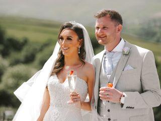 Katie & Darren's wedding