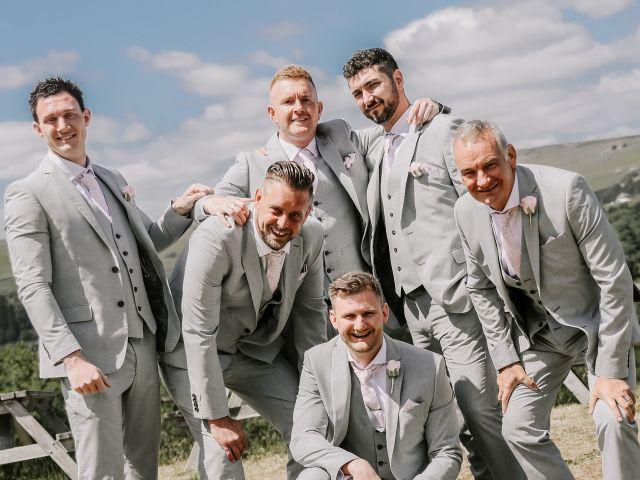 Darren and Katie's Wedding in Huddersfield, West Yorkshire 36
