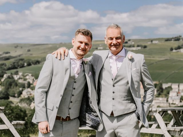 Darren and Katie's Wedding in Huddersfield, West Yorkshire 38