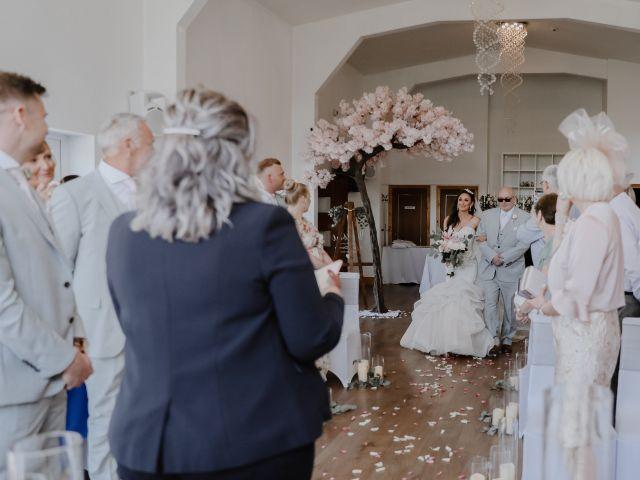 Darren and Katie's Wedding in Huddersfield, West Yorkshire 48