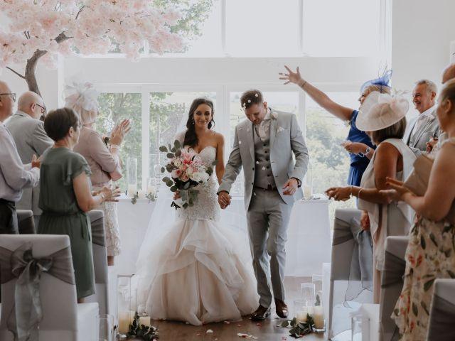 Darren and Katie's Wedding in Huddersfield, West Yorkshire 56