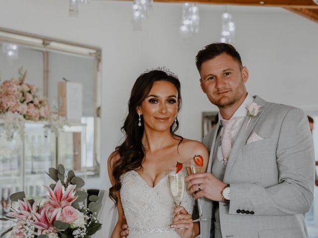 Darren and Katie's Wedding in Huddersfield, West Yorkshire 59