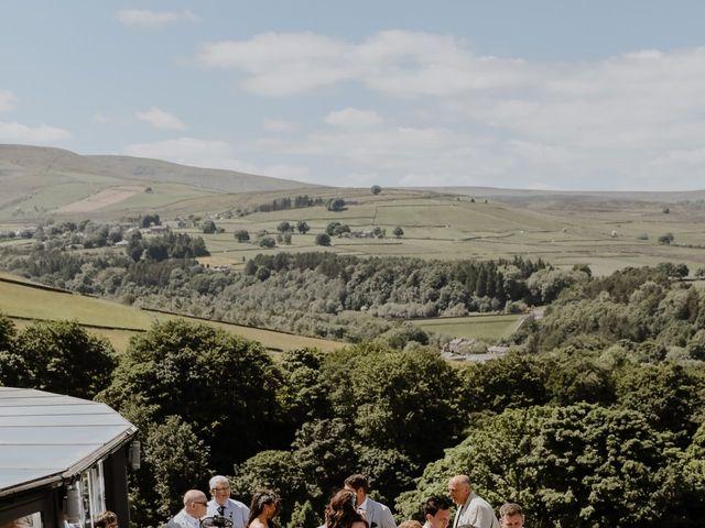 Darren and Katie's Wedding in Huddersfield, West Yorkshire 61