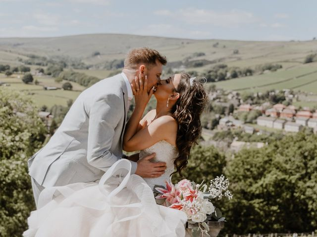 Darren and Katie's Wedding in Huddersfield, West Yorkshire 65